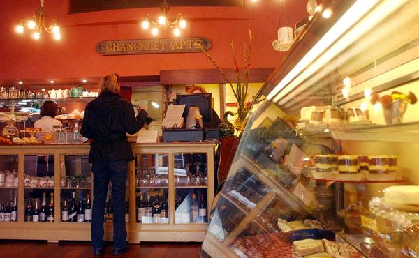 Della Fattoria Cafe, Petaluma's Bakery