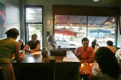 Dierk's Parkside restaurant