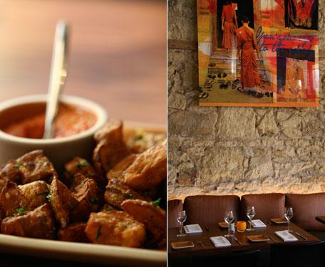 Ubuntu restaurant in Napa
