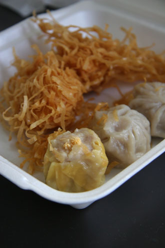 Hang Ah Dim Sum in Santa Rosa features authentic Chinese dim sum