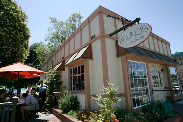 Bruno's on Fourth | Santa Rosa