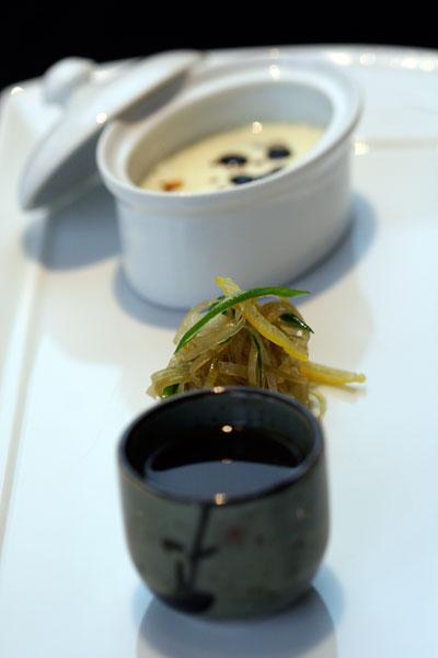 Cyrus Healdsburg tofu vegetarian menu