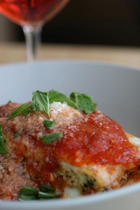 Peter Lowell's: Best. Lasagna. Ever