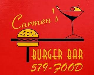 Carmen's Burger Bar | Santa Rosa