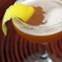 Millionaire cocktail at Spoonbar h2hotel Healdsburg