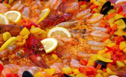 Paella: Wine Country's Party in a Pan