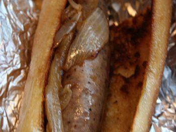 Yanni's Sausage Grill Penngrove