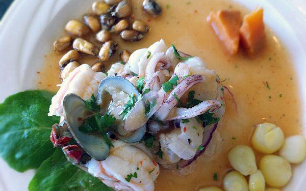 Sazon Peruvian Restaurant in Santa Rosa