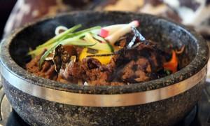 Bibimbap at Tov Tofu