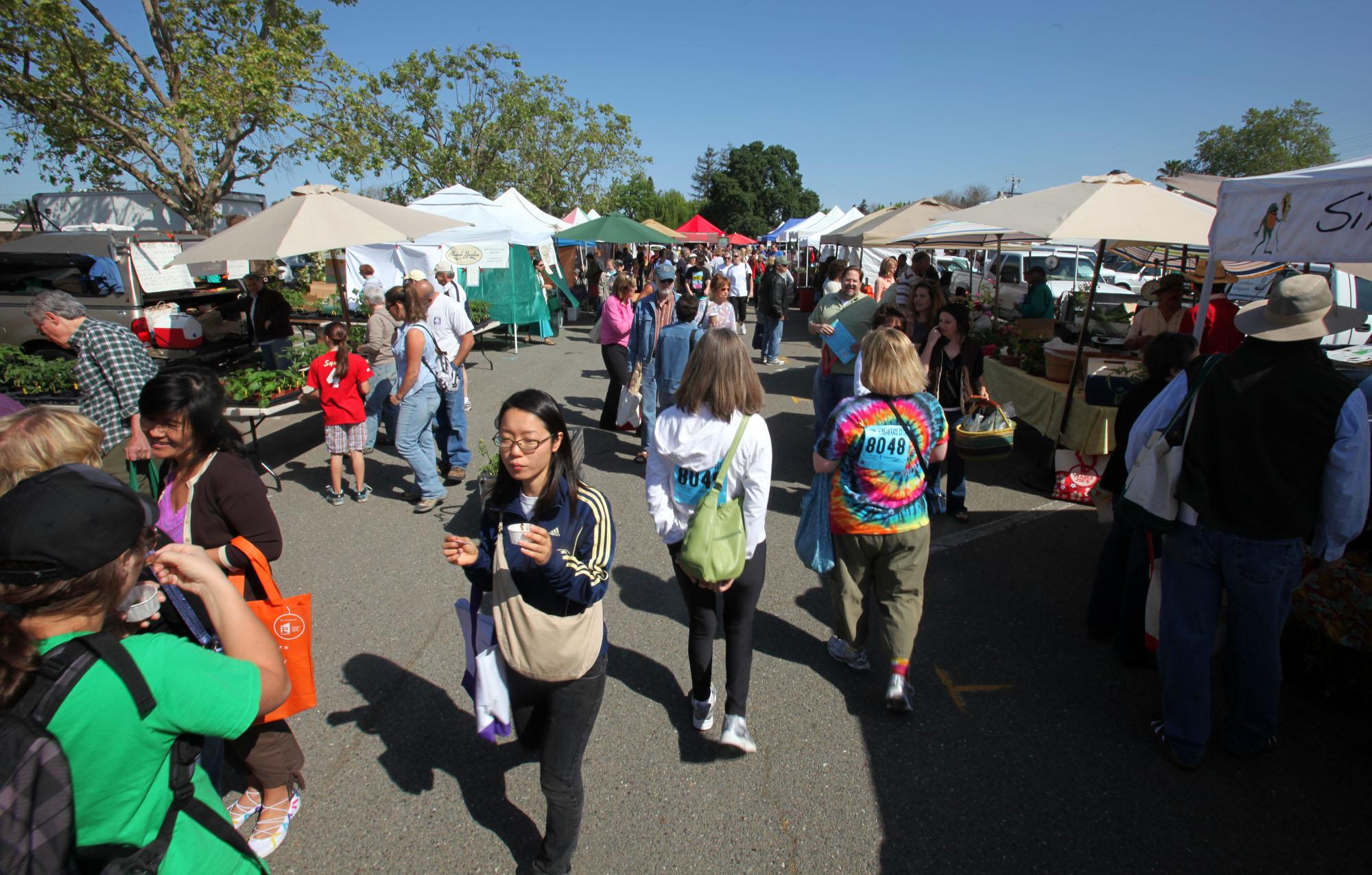Two Santa Rosa Farm Markets