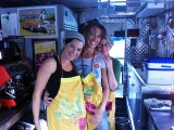 The gals from Fork Catering