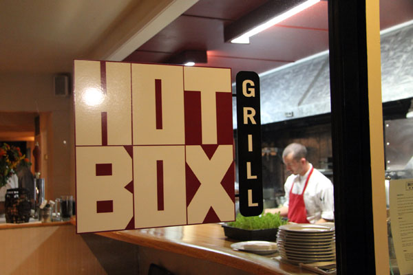 Hot Box Grill | Sonoma