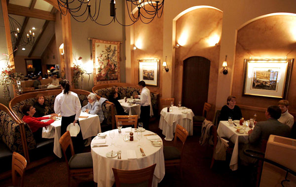 35th Anniversary Dinners at John Ash and Co.