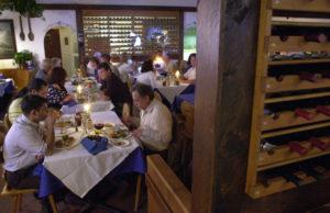 La Gare Santa Rosa French restaurant