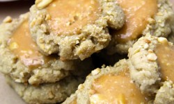 Cashew Guava Cream Cookies Recipe