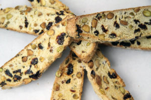 Cherry Biscotti cookie receipe