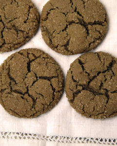 Sonoma County Real Ginger Ginger Snaps