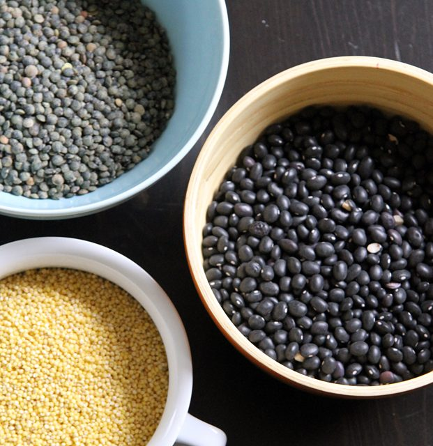 Heirloom Beans & Ancient Grains