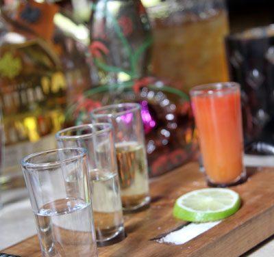 Tequila + Mezcal Sonoma Style