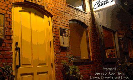 Catelli's Restaurant on DDD