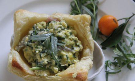 Puff Pastry and Prosciutto Egg Cups Recipe