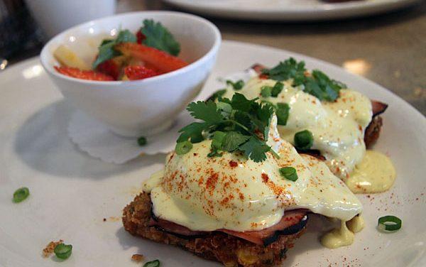 Huevos Benedictos Recipe