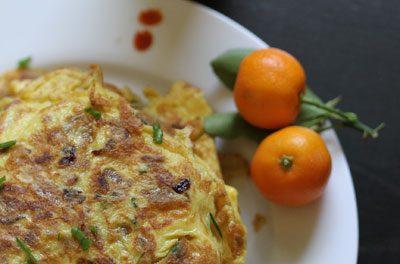 Torta Patatas (Tater's Pancake) | Recipe