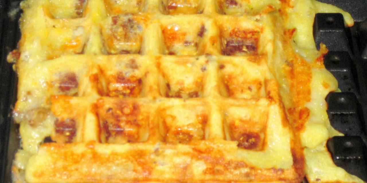 Life's Short, Eat More Waffles
