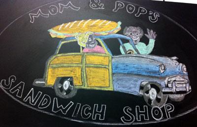 Goodbye Mr. Pickles, Hello Mom & Pop