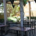patio at Kin