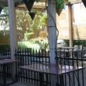 patio at Kin