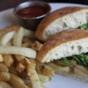 Roasted Pear Sandwich