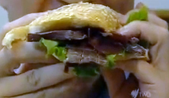 The Turd Burger?