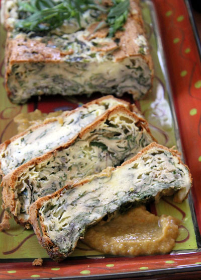 Egg Terrine Recipe