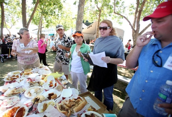 Fair Food Scramble 2011: Results