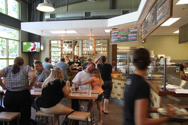 Deliciously Dry Creek: Eating Through Healdsburg