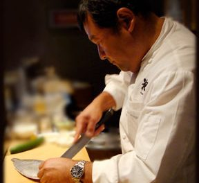 Sushi Pop-Up at Shimo