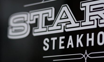 Something fishy at Stark's Steakhouse?
