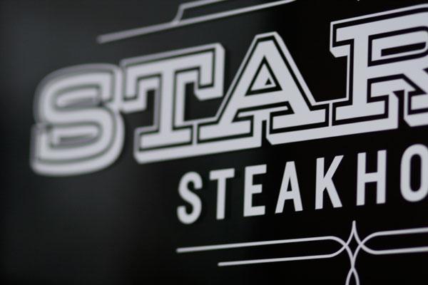 Something fishy at Stark's Steakhouse?