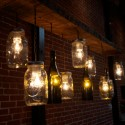 Forchetta Bastoni Wine bottle Lights