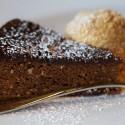 Molasses Cake at Sweet T's in Santa Rosa