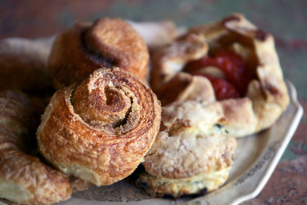 Love your buns: Downtown Bakery and Creamery in Healdsburg