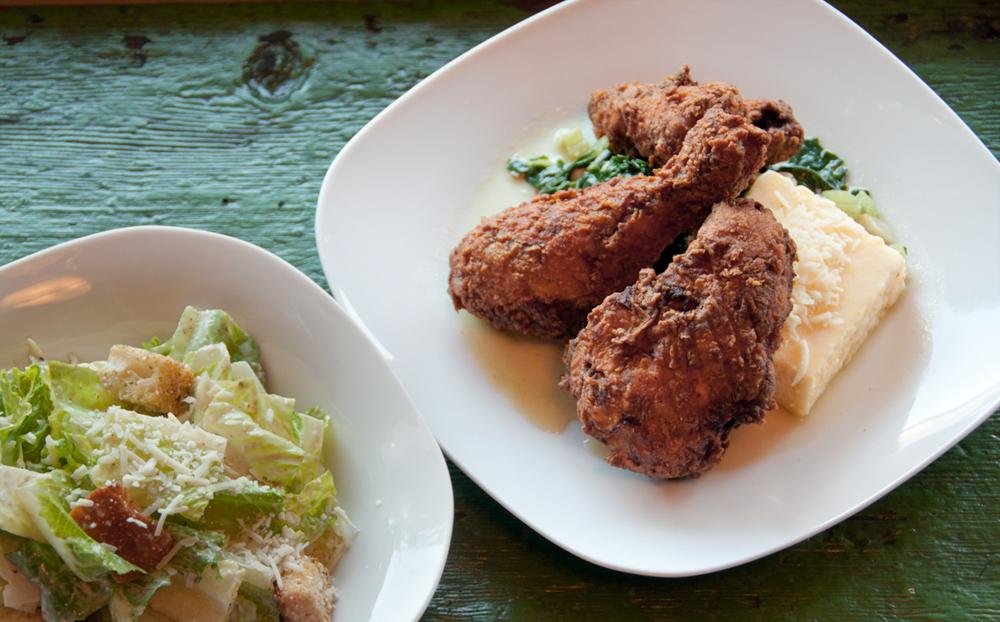 Fried Chicken Friday Nights