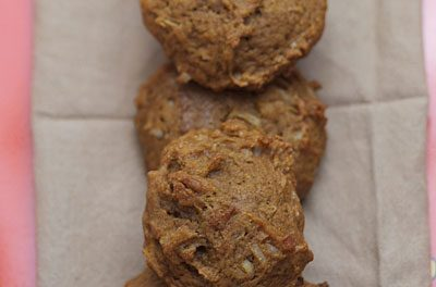 Spiced Butternut Squash Cookies | 2011 WINNER