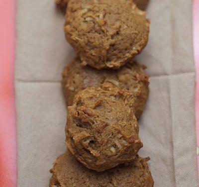 Spiced Butternut Squash Cookies | 2011 WINNER