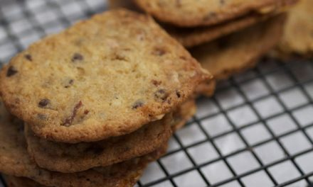 Coco-Nutty Crunchy Cookies Recipe