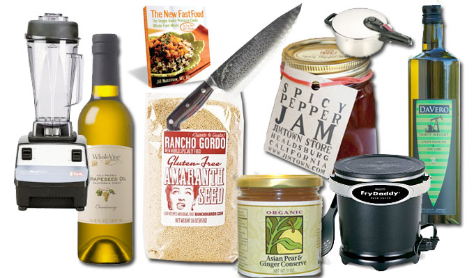 Foodie Gifts for 2011