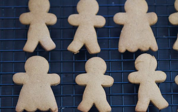 Gingerbread People | Cookie Recipe
