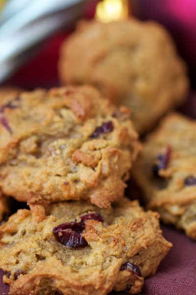 Persimmon Cookies | Cookie Recipe