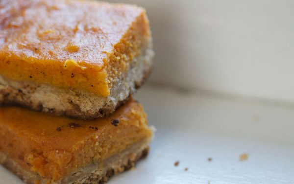 Sweet Potato Squares Cookie Recipe